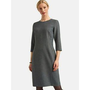 Rachel Rachel Roy shift gray dress size 6 Medium